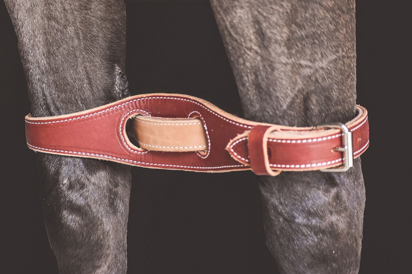 Drovers Saddlery Made Figure 8 Knee hobbles