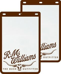 R.M.Williams 4WD Mud Flaps