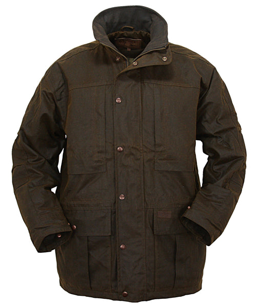 Oilskin Deer Hunter Jacket