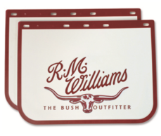 R.M.Williams Heavy Duty Truck Mud Flaps