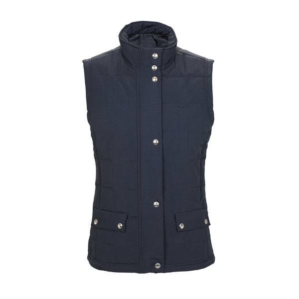 R.M.Williams Wilpena Creek Vest Navy