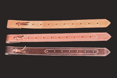 Drovers Saddlery Made Rear Cinch Straps