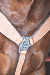 Drovers Saddlery Made Western Breastplate