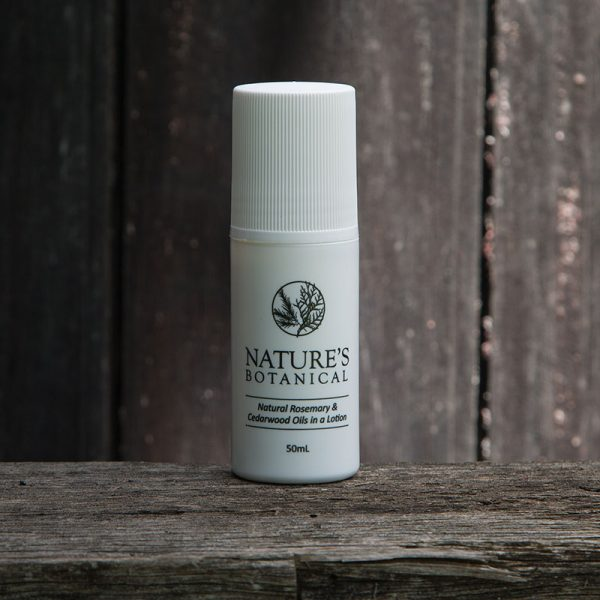 Natures Botanical Lotion 50ml Roll On