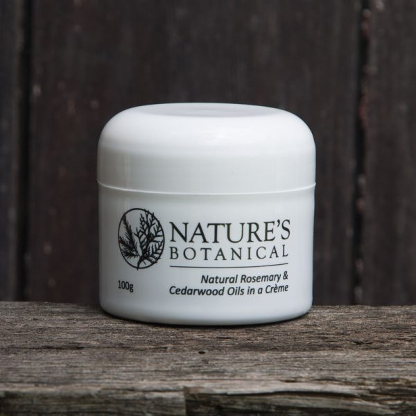 Natures Botanical Creme 100gm Tub