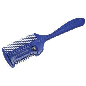 Thinning Razor with Comb