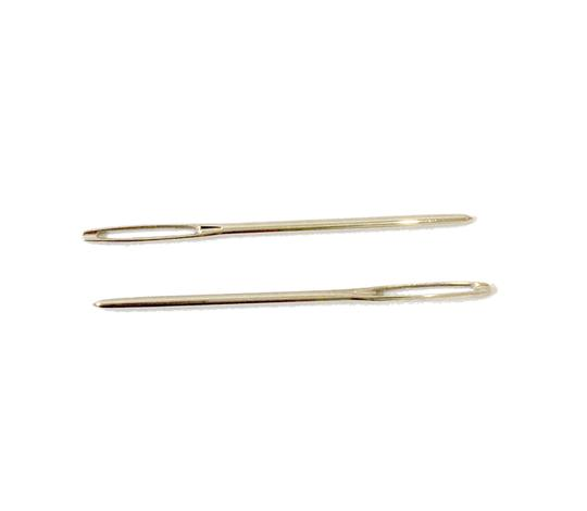 Hairy Pony Stainless Steel Plaiting Needle