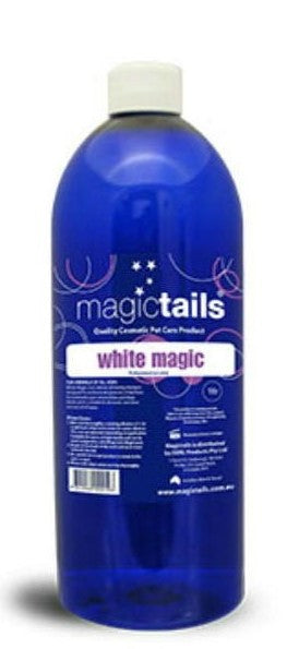 Magic Tails White Magic Shampoo 1L