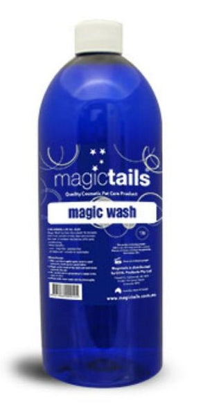 Magic Tails Magic Wash Shampoo 1L
