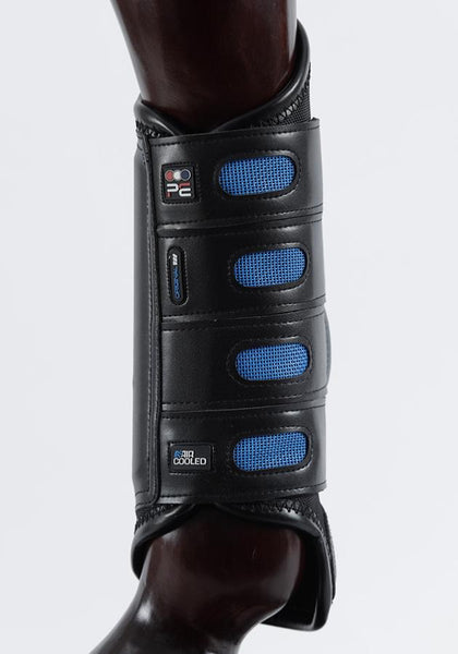 Premier Equine Air-Cooled Original Eventing Boots Hind