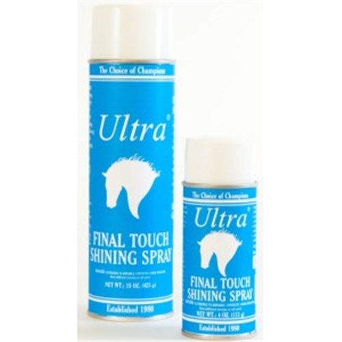Ultra Final Touch Finishing Spray