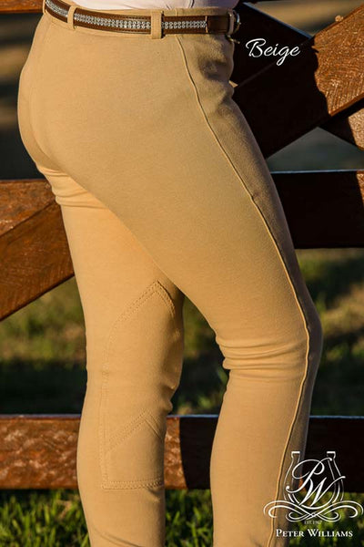 Peter Williams Childrens Pull On Jodhpurs