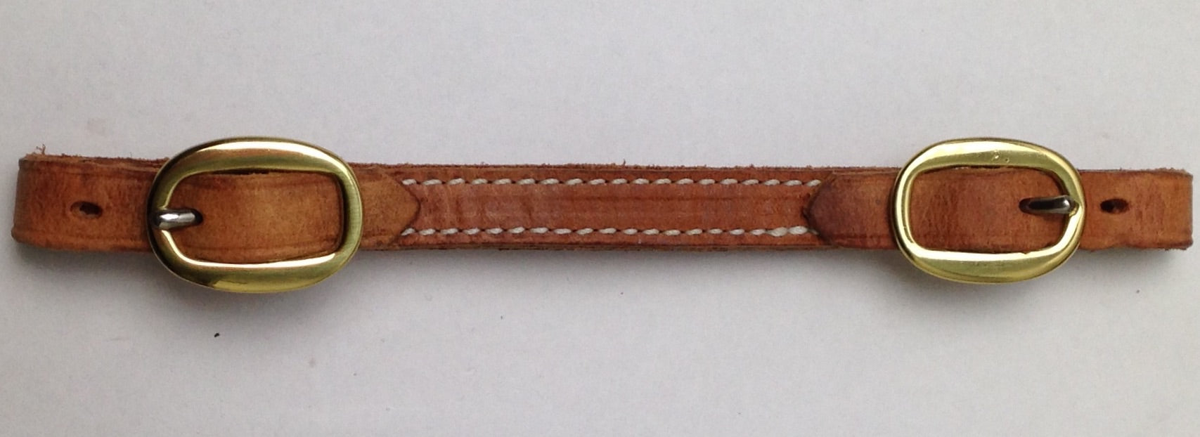 Drovers Saddlery Made Curb Strap