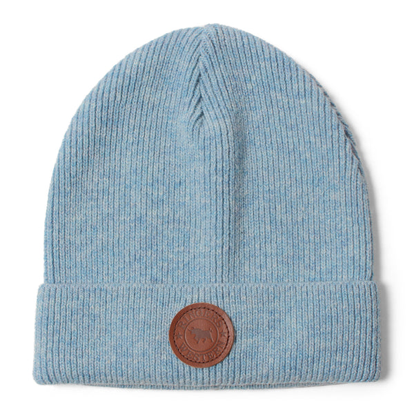 Sandy Bay Kids Beanie - Blue Marle