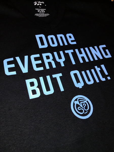 Done Everything - Baby Blue Print