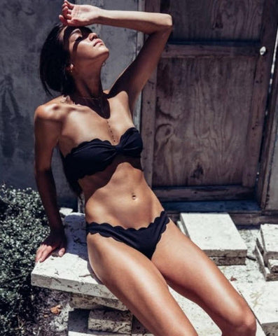 Marysia Swimwear - Antibes - Top & Bottom in Black