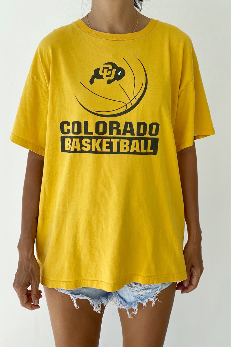 "Vintage T-Shirt ""Colorado Basketball"""