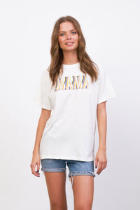 Mama - Woman T-Shirt in Original Color