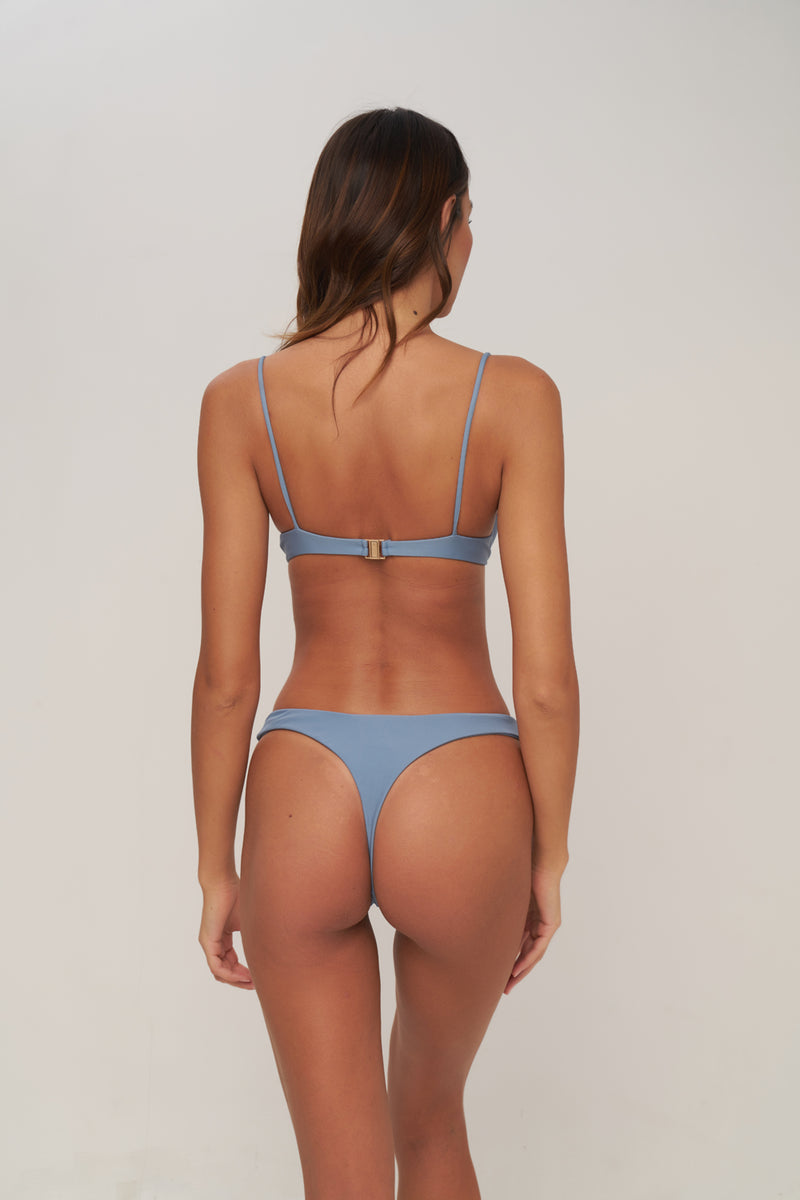 Storm Swimwear - Rio - Bikini Bottom in Sky Blue