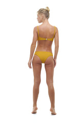 Storm Swimwear - St Barts - Bikini Bottom in Mustard