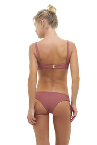 Storm Swimwear - Cottesloe - Top in Canyon Rose