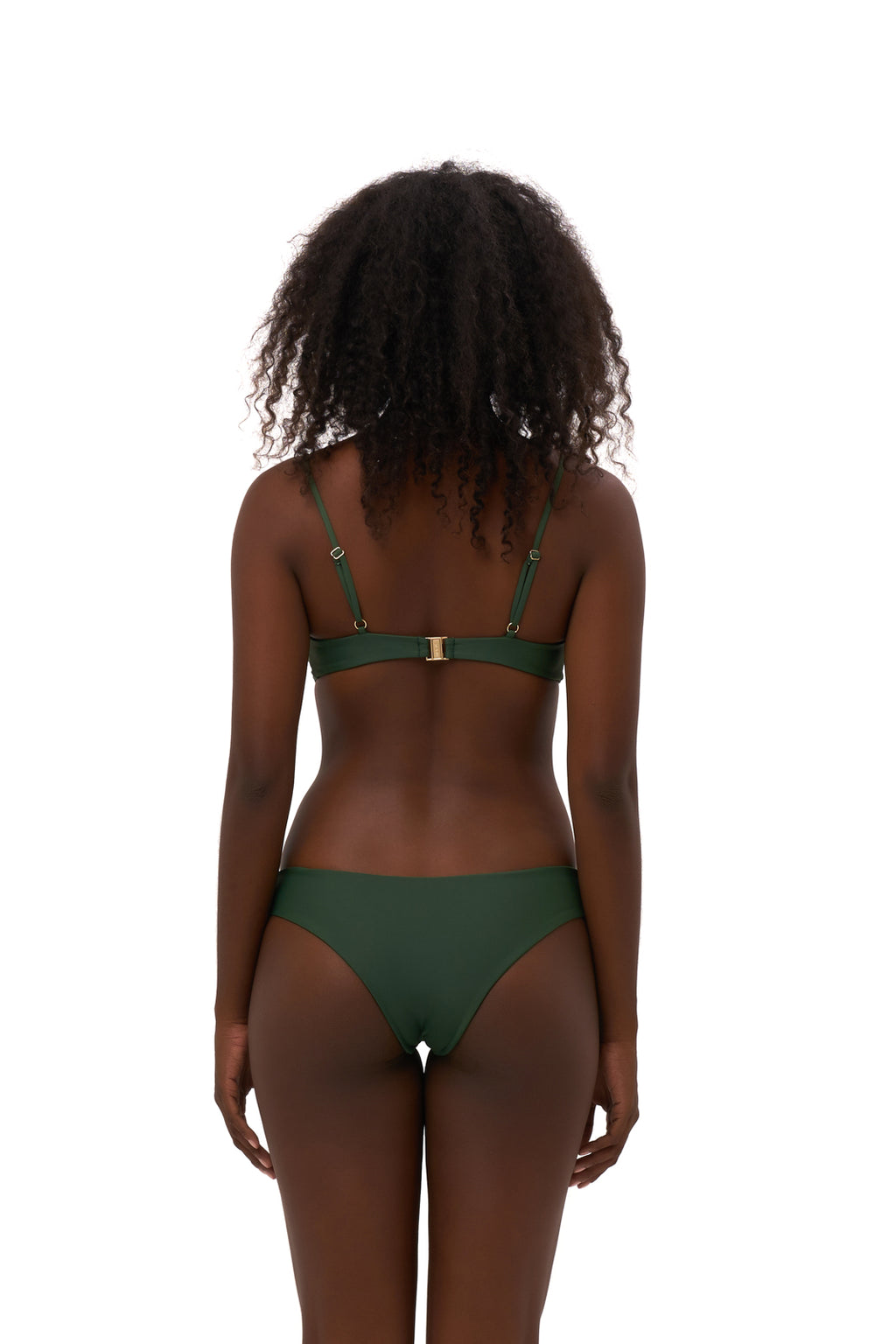 Storm Swimwear - St Barts - Bottom in Plain Bamboo