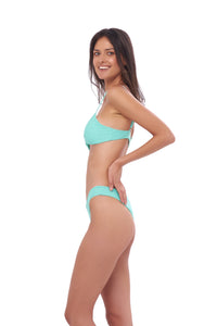 Storm Swimwear - St Barts - Bottom in Aquamarine