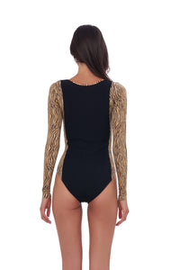 Storm Swimwear - Echo Beach - One Piece in Tiger Print