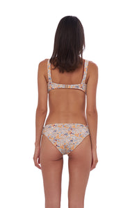 Storm Swimwear - Lagos - More Coverage Brief in Wild Flowers Print