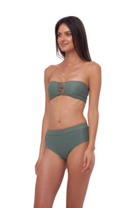 Storm Swimwear - Stromboli - Bikini Bottom in Eucalyptus