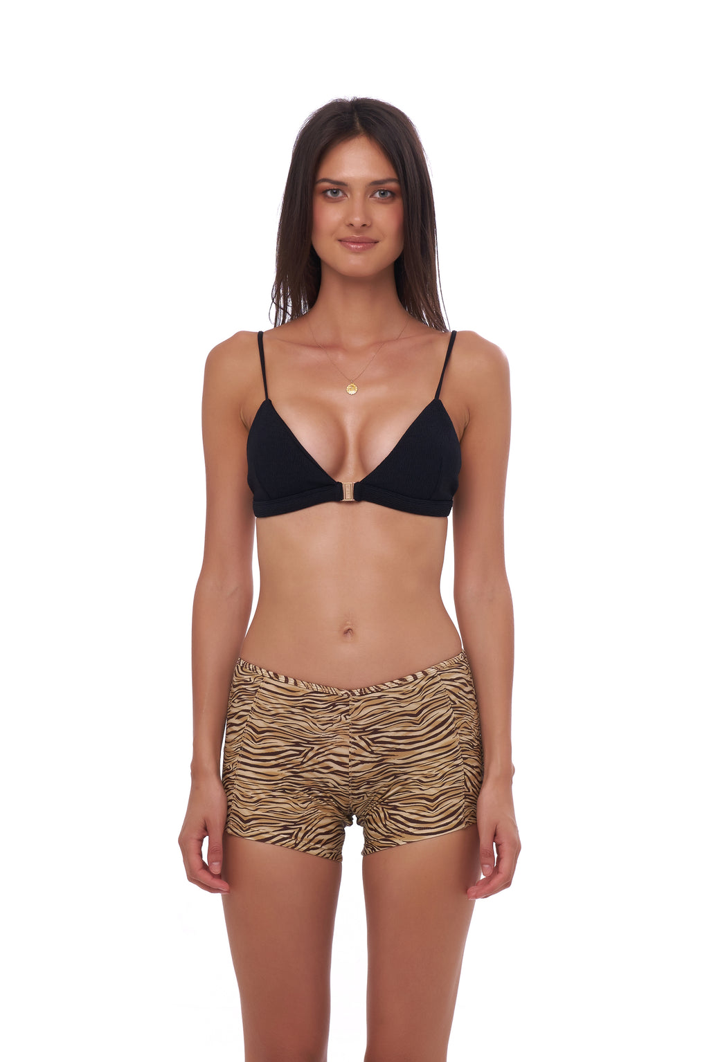 Storm Swimwear - Echo beach - Pant in Tiger Print