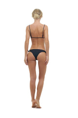 Storm Swimwear - Barbados - Tie knot Side Bikini Bottoms in Black