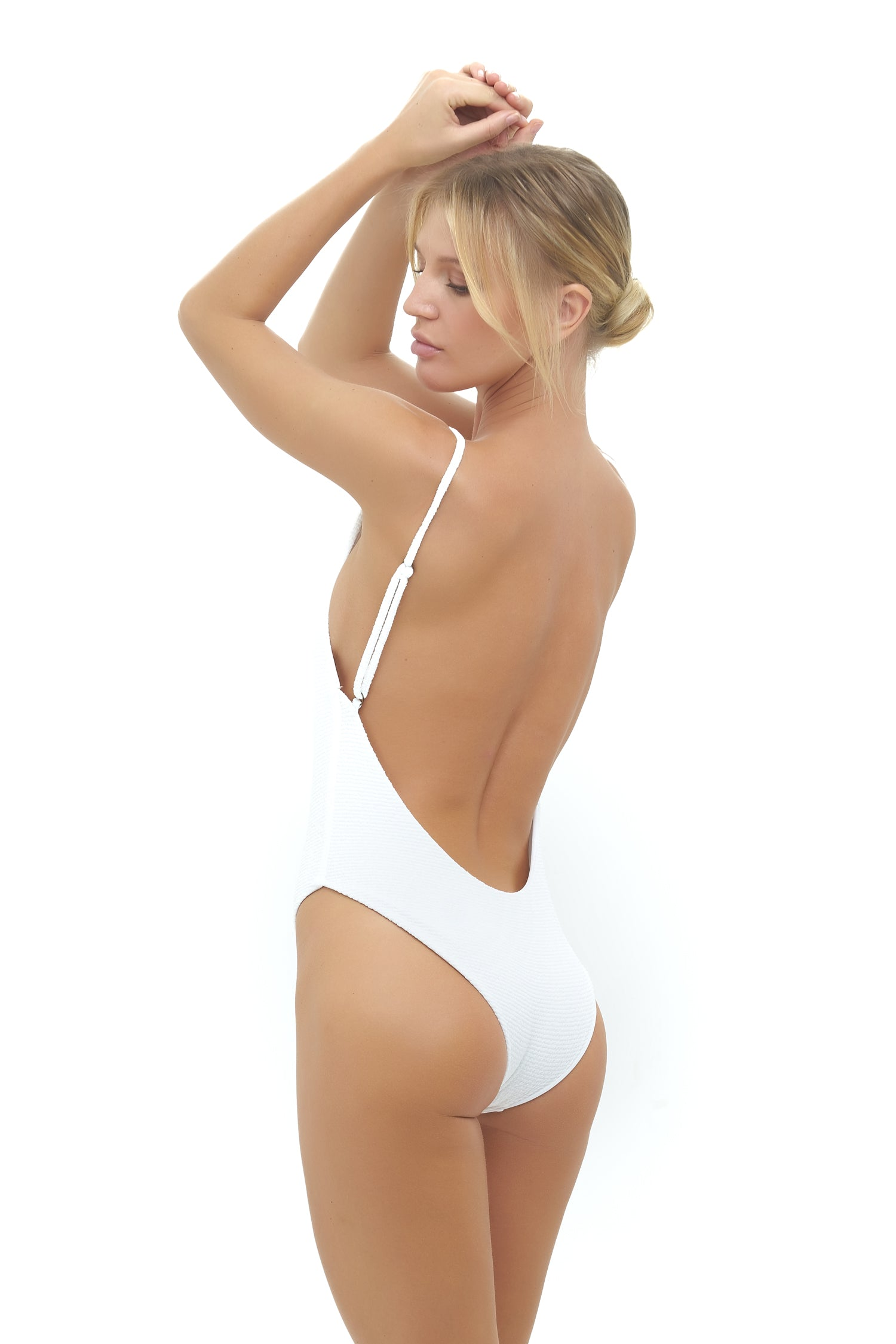 Storm Swimwear - Byron Bay - One Piece Swimsuit in Storm Le Nuage Blanc