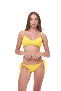 Storm Swimwear - Stromboli - Bikini Top in Citrus