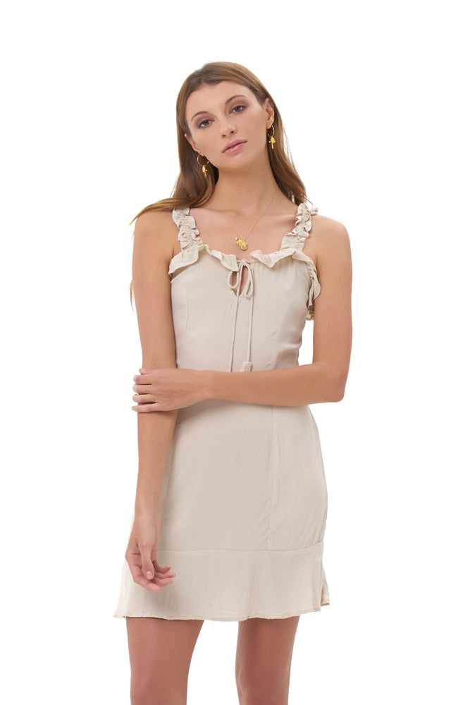 La Confection - Ajak - Dress in Plain Bircher