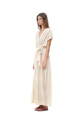La Confection - Aia - Maxi Dress in Bircher