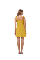 La Confection - Alba - Dress in Sun Flower