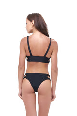 Storm Swimwear - Sicily - Bikini Top in Black