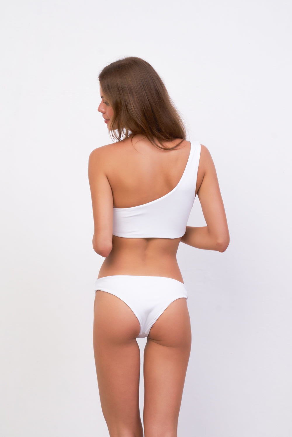 Storm Swimwear - St Barts - Bottom in White Corduroy