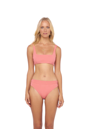 Storm Swimwear - Belize - Bikini Top in Corduroy Sweetheart