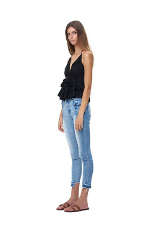 La Confection - Ariana - Top in Black