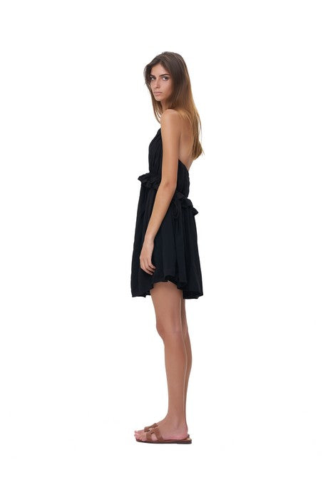 La Confection - Ariana - Dress in Plain Black