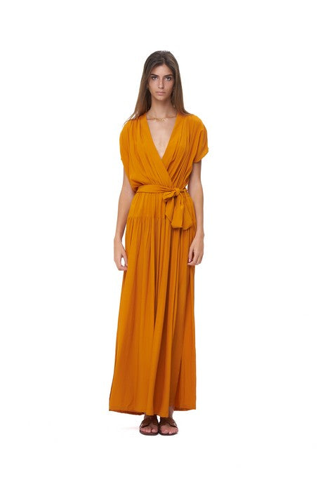 La Confection - Aia - Maxi Dress in Citrus