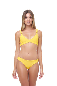 Storm Swimwear - St Barts - Bottom in Citrus