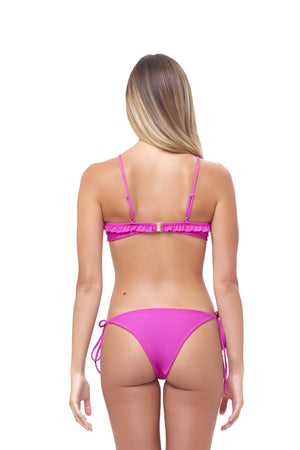 Storm Swimwear - Puglia - Bikini Top in Fuchsia