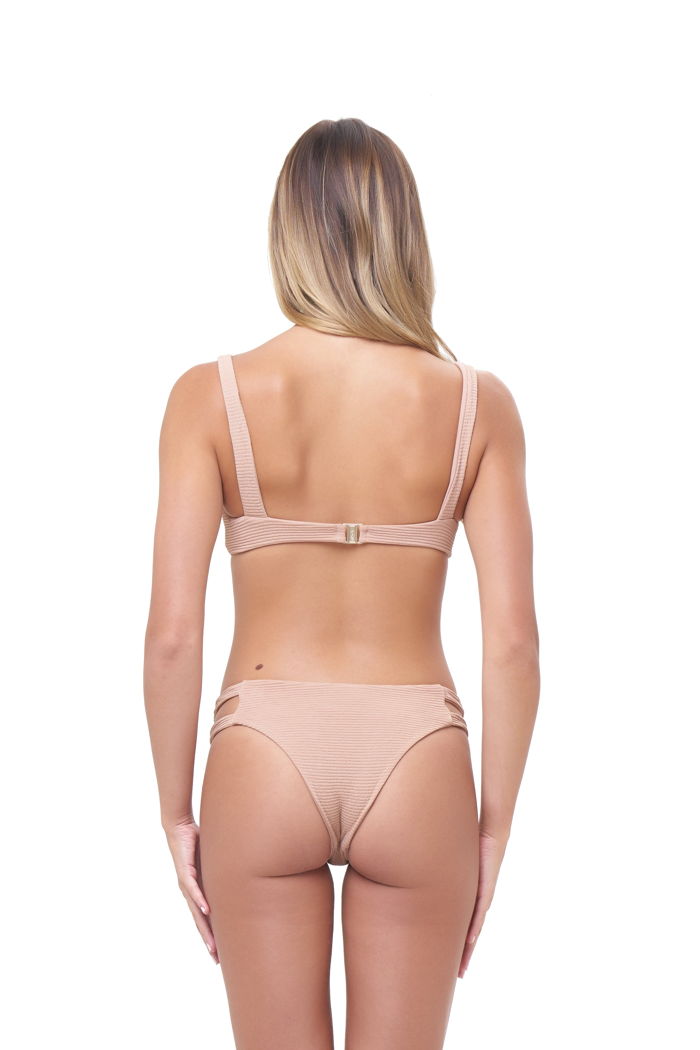 Storm Swimwear - Cottesloe - Split Brief in Storm Le Nuage Sable