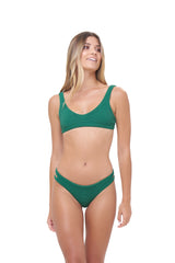 Storm Swimwear - Cottesloe - Split Brief in Storm Le Nuage Vert