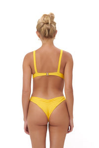 Storm Swimwear - Alicudi - Bikini Top in Citrus