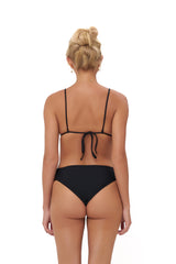 Storm Swimwear - Playa Del Amor brief - Bikini Bottom in Black