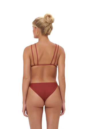Storm Swimwear - Cap Ferrat - Bikini Bottom in Desert Sand